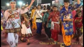 Kirtidan Gadhvi New Dandiya 2015  - Sahiyar Club Day 09 Full Nonsotp
