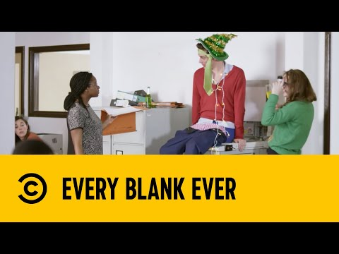 Comedy Central Presents: Every Office Job Ever