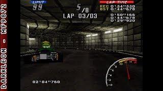 PlayStation - Ayrton Senna Kart Duel 2 (1997)