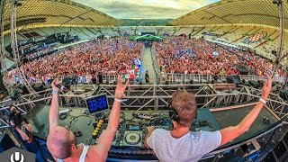 Showtek - Live at Ultra Europe 2014