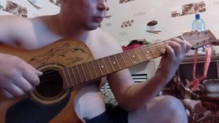 четкая мелодия на гитаре ЗА 1 МИНУТУ-для начинающих гитаристов