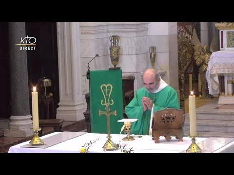 Laudes et Messe du 15 juin 2021 à Notre-Dame de la Garde