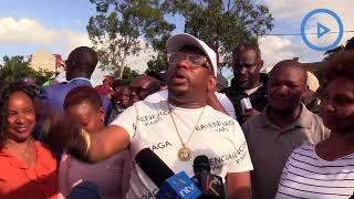 Governor Sonko hits out at EACC over graft claims at City Park,