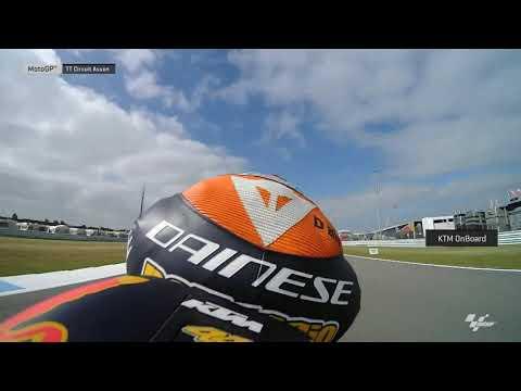 Red Bull KTM Factory Team OnBoard: Motul TT Assen