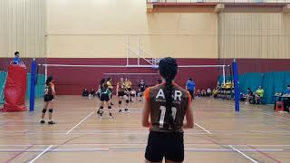 2019 A Div National QF Girls ASR vs VJC 3-1 set 2