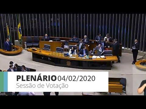 Plenário - Coronavírus, votação das medidas de enfrentamento  - 04/02/2020 - 19:02