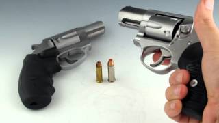 32 H&R Magnum vs 38 Special - Conceal Carry