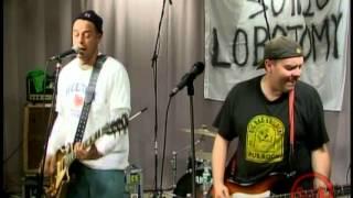 "Darkbuster - ""Sonic Lobotomy (Part 2)"" IScream (Live Footage)"