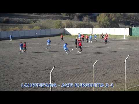 Preview video Video calcio Laurenzana-Avis Burgentia 2-1 Seconda Categoria B 5 giornata Laurenzana 23 novembre 2014