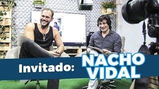 Nacho Vidal dictó una clase de porno y habló de webcam