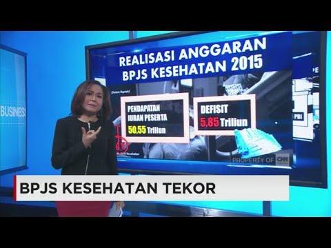 BPJS Kesehatan Tekor!