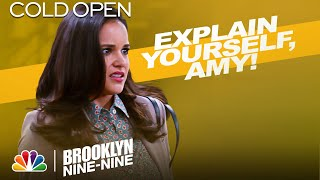 Cold Open: Amy's Late for the First Time Ever - Brooklyn Nine-Nine (Episode Highlight)