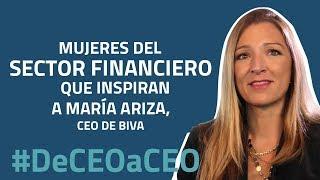 Mujeres del sector financiero que inspiran a María Ariza, CEO de BIVA