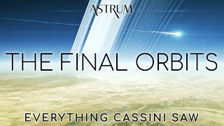 What has NASA's Cassini seen during its Grand Finale? | Kholo.pk