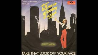 Marti Webb - 1980 - Take That Look Off Your Face