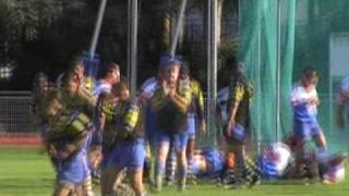 preview picture of video 'RUGBY A VELIZY-VILLACOUBLAY - 27 septembre 2008'