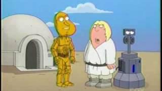 Family Guy Blue Harvest Part 2