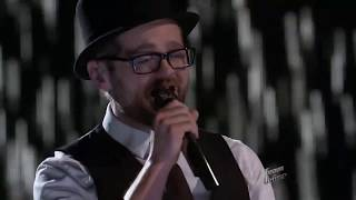 The Voice 2014 Top 12 - Josh Kaufman: Stay With Me