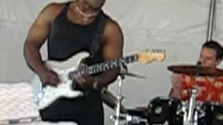 The Marshall Law Band Playing Purple Rain.avi