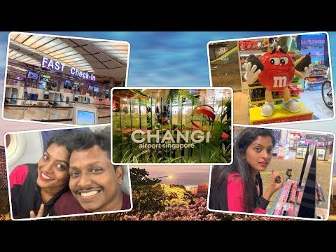 Our trip to India from Singapore – Changi Airport #Fun #Travel #Shopping #Entertainment #DutyFree
