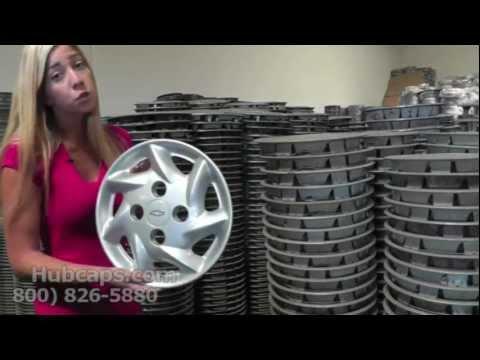 Automotive Videos: Chevrolet Prizm Hub Caps, Center Caps & Wheel Covers