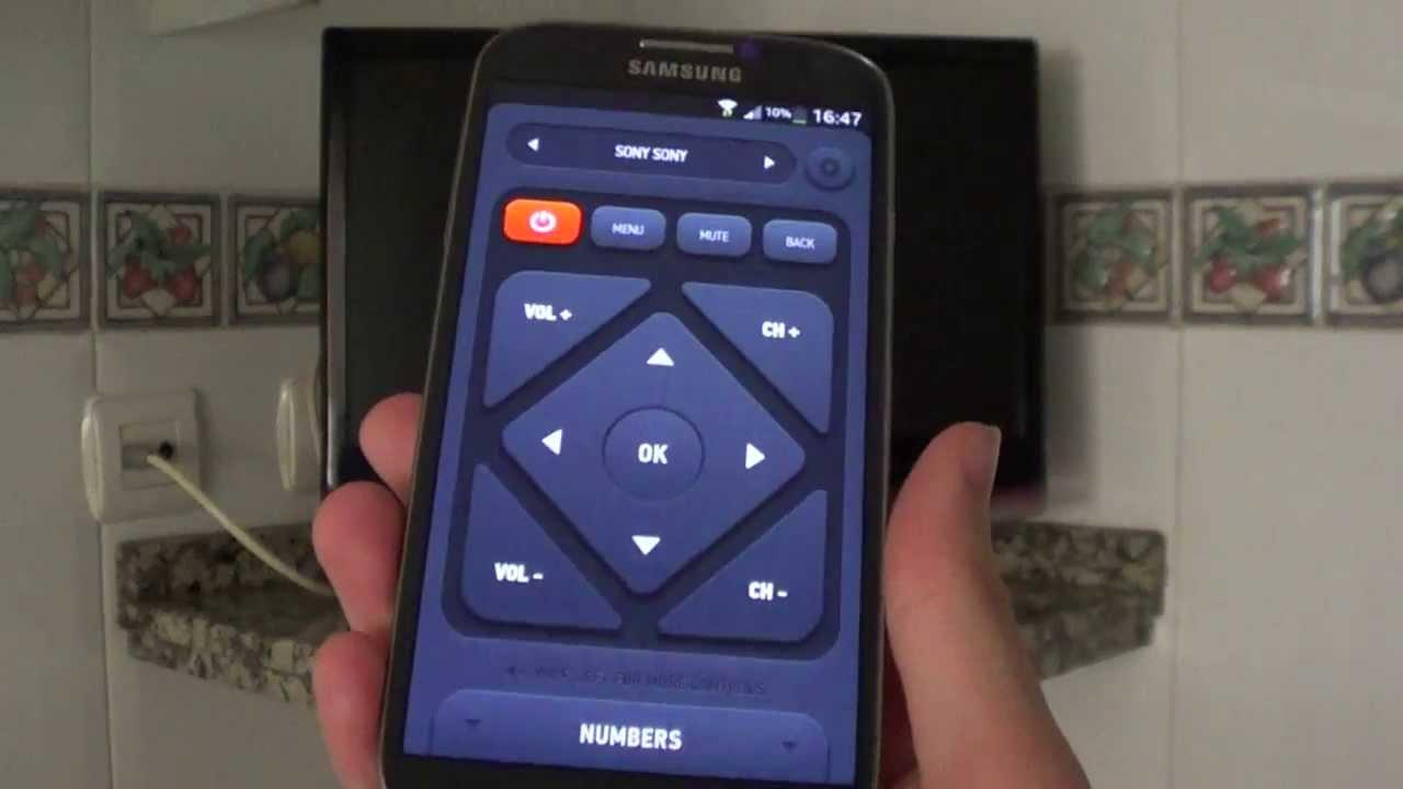Descargar Smart Remote IR Galaxy S4 Español para Celular  #Android