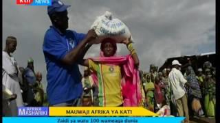 Mauaji Afrika ya kati : Zaidi ya watu 100 wameaga dunia