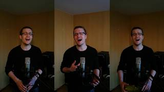 Calleth You, Cometh I - Christofer Andersson, A Cappella, The Ark Cover