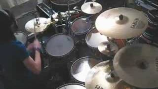 Total Control Drum Tuition: Feeder - Godzilla Cover