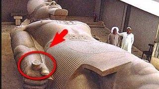 Археологи сделали странную находку. Как эти предметы попали в руки фараона. Древний Египет