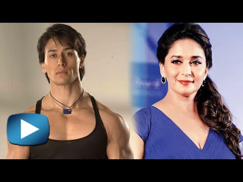 Madhuri Dixit Cannot Be My Heroine : Tiger Shroff