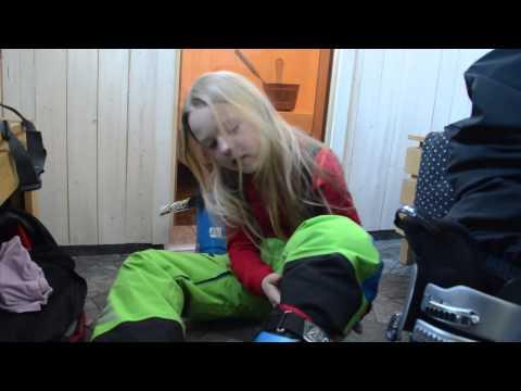 Nordicfamily, anziehen!