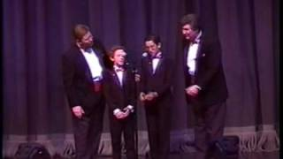My Three Sons ~ 1998 SPEBSQSA Novice Quartet Champions