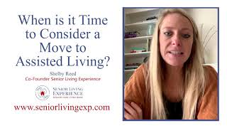 When is it Time to Consider a Move to Assisted Living - Seniors in St. Louis | St. Charles County