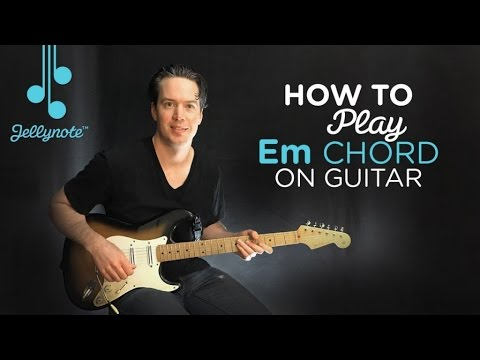 Livin On A Prayer By Bon Jovi Power Chords Beginner Guitar