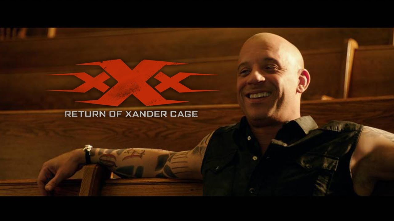 Stop What You're Doing: There's A New xXx: Return Of Xander Cage Trailer
