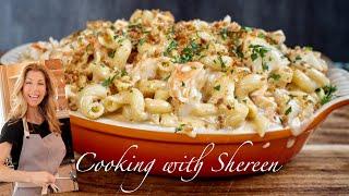 Steakhouse Lobster Mac and Cheese Recipe - HOW TO MAKE TENDER LOBSTER TAILS!