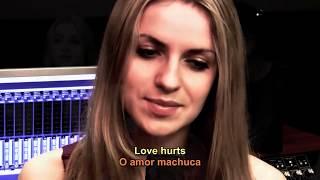 Gabriela & MERYLAND - Love Hurts (Nazareth) Legendado Br EN Subtitle HD