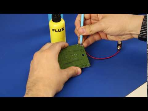 ESD Safe Blue Nylon Probe/Spudger | Avoid Damaging Electronics with Static Discharge