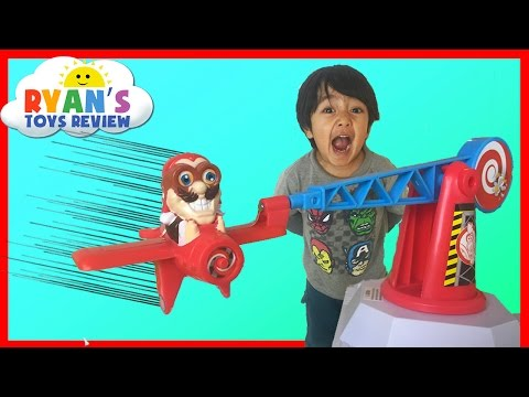 Loopin' Louie Family Fun Game for kids with Egg Surprise Toys