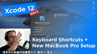 Xcode 12 Multiplatform Apps - Keyboard Shortcuts, New MacBook Pro and SwiftUI