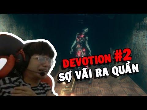Devution sợ tè ra quần #2 | Quạ đi chơi game