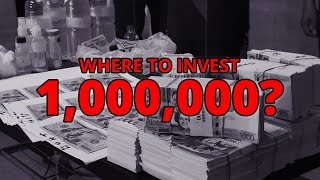 Where to Invest 1 Million Pesos in the Philippines?
