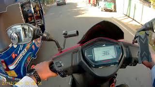 My Daily Routine | Sjcam footage 1080p | FPV | Ntorq Vlogs | Gopro Alternative Action Camera