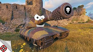 World Of Tanks - Funny Moments | MONSTER SHOTS! (WoT Ammo Rack, December 2018)