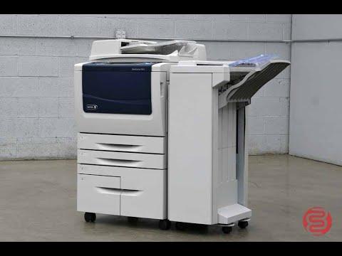 Xerox Work Centre 5845 multifunction printer