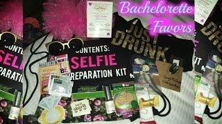 Bachelorette Favor Bags