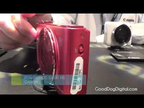 CES 2015 - Canon PowerShot SX610 HS