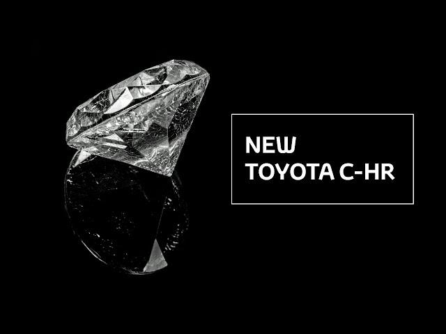 New Toyota C-HR - Diamond Interior Design