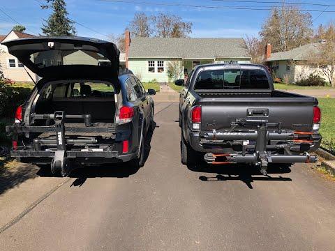 Thule T2 Pro XT vs Kuat NV 2.0 Tray Bike Racks - FULL Comparison